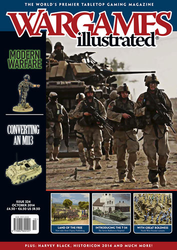 Preview of Wargames Illustrated 324