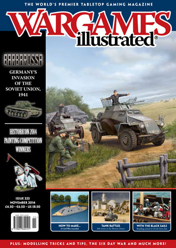 Preview of Wargames Illustrated Issue 325
