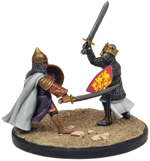 Saladin and Richard The Lionheart (WIM06)
