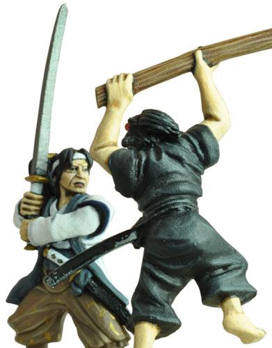 Miyamoto Musashi and Sasaki Kojiro (WIM10)