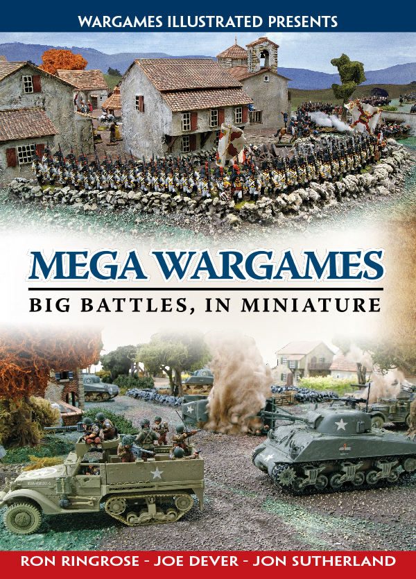 MEGA WARGAMES -  Wargames Illustrated