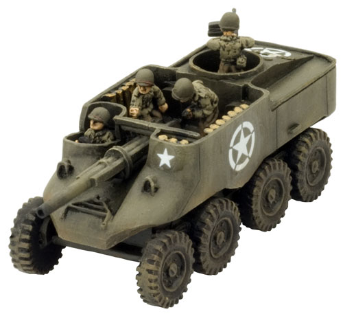 "T55 3"" Gun Motor Carriage (MM07)"