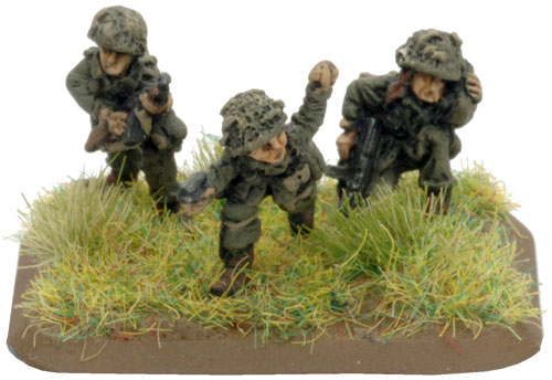 Platoon Command Team