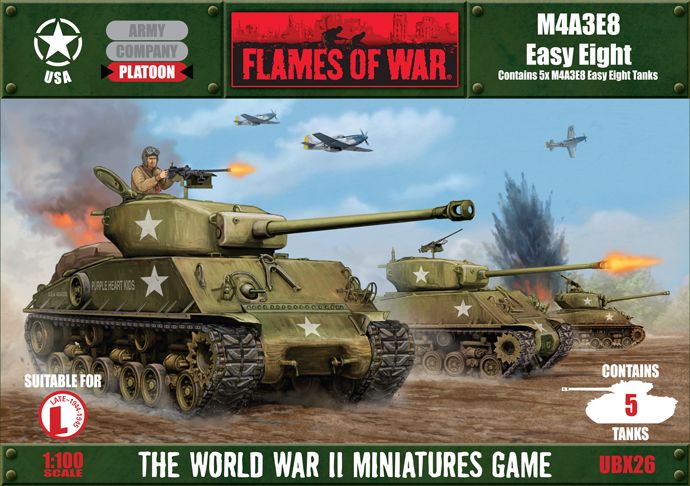 M4A3E8 Easy Eight (UBX26)