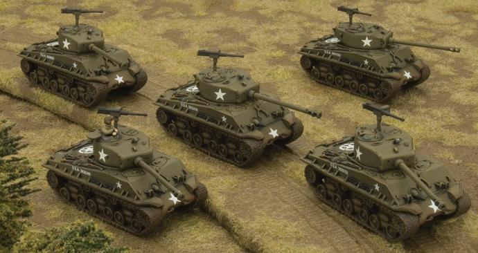 M4a3e8 Easy Eight Sherman M4a3e8 Easy Eight Ubx26