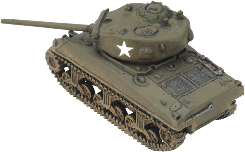 M4A3 (76mm) Sherman Platoon (UBX27)