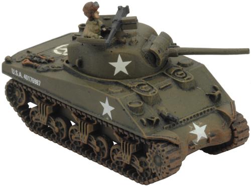 M4A3 Sherman Platoon (UBX29)