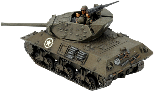 M10 Tank Destroyer Platoon (UBX31)