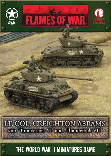 Lt. Col. Creighton Abrams (UBX32)