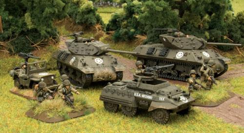 Tank Destroyer Platoon