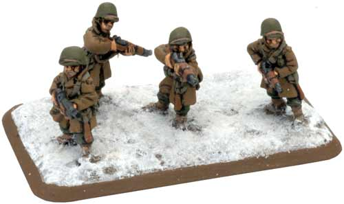 Parachute Rifle Platoon (Winter) (US727)