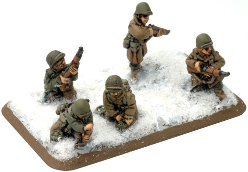 Airborne Engineer Platoon (Winter) (US728)