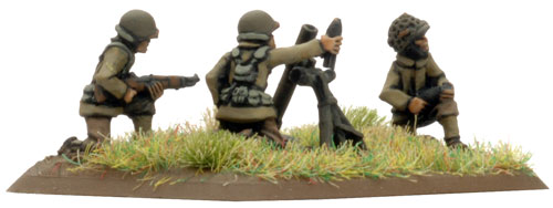 US Mortar