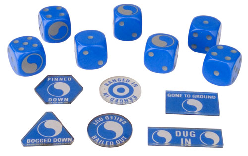 Dice and Tokens