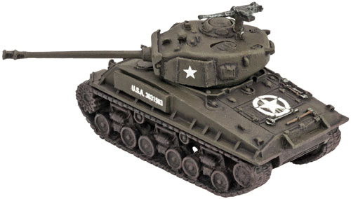 M4A3E8 Easy Eight (Uparmoured) (US055)