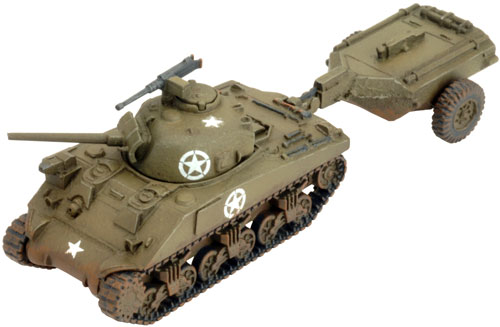 M4 Sherman Crocodile (US060)