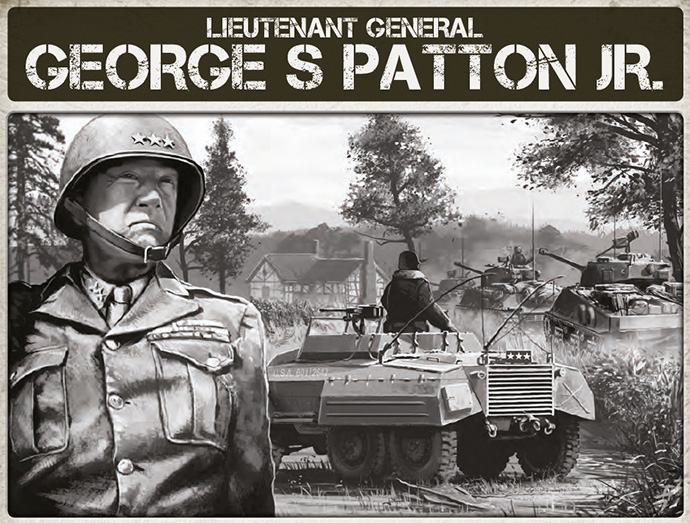 General George S. Patton (US885)