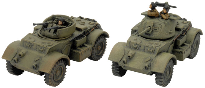 Staghound with AA turret and 37mm gun (BR350)