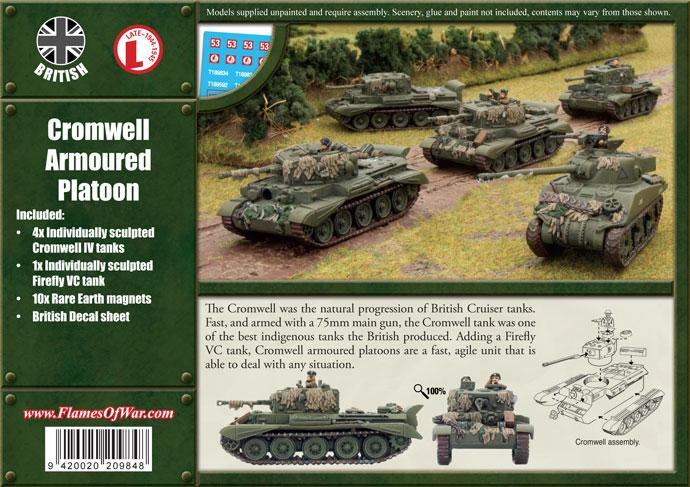 Cromwell Armoured Platoon (BBX12)