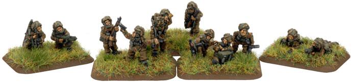 Parachute Company HQ Section (BBX16)