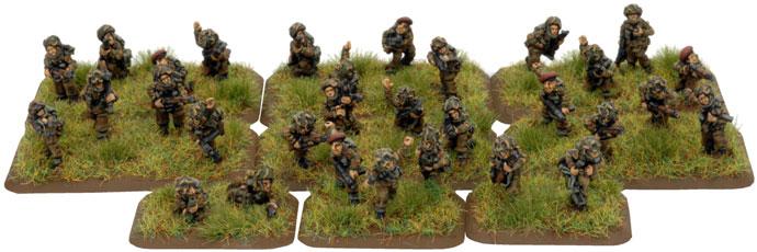 Parachute Company First Platoon (BBX16)