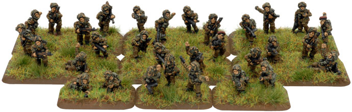 Parachute Company Second Platoon (BBX16)