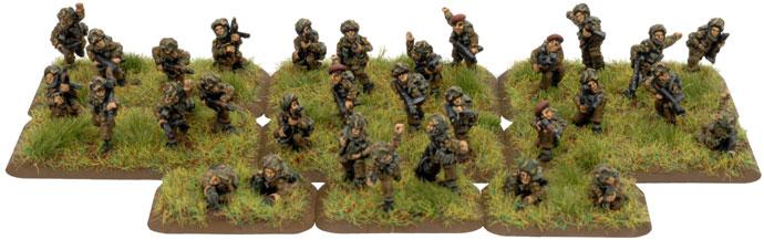 Parachute Company Third Platoon (BBX16)