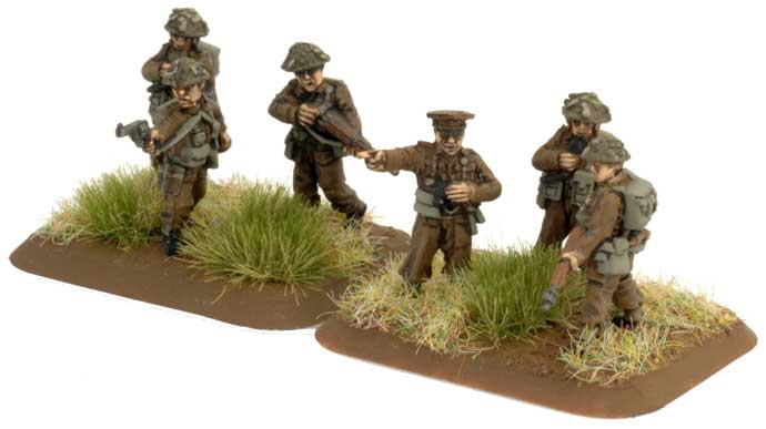 Plastic Rifle Infantry