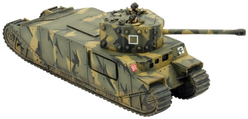 TOG 2* Heavy Tank (MM01)