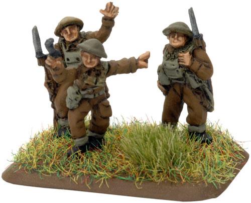 British Infantry Platoon (BR702)
