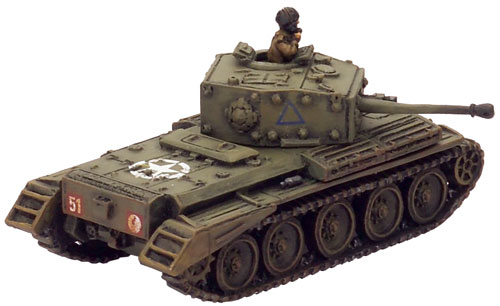 7th Armoured Cromwell