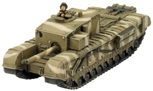 """Churchill 3"""" Gun Carrier (BR089)"""