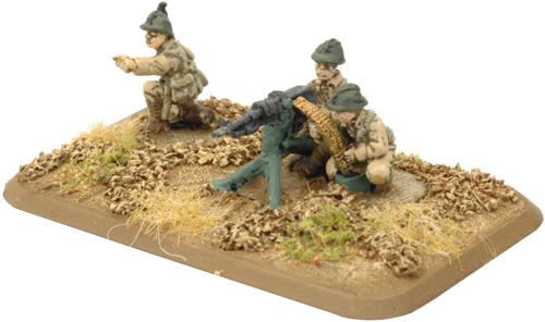 Tirailleurs Machine-gun Platoon (FR744)
