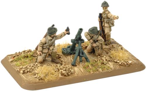 Tirailleurs Mortar Platoon (FR745)