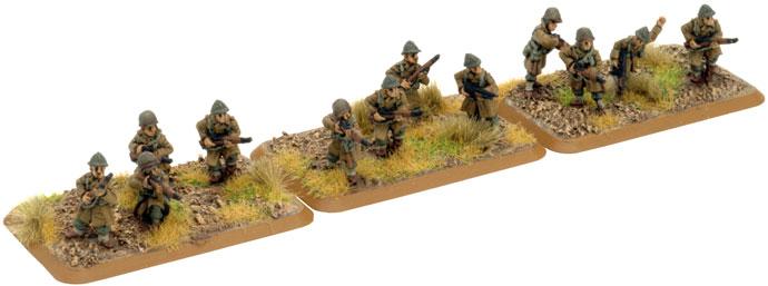 Tirailleurs Platoon (Italy) (FR812)