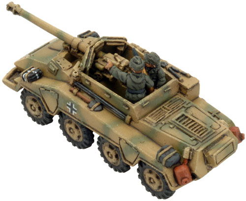Sd Kfz 234/4 (PaK 40)