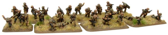 SS-Panzergrenadier Platoon