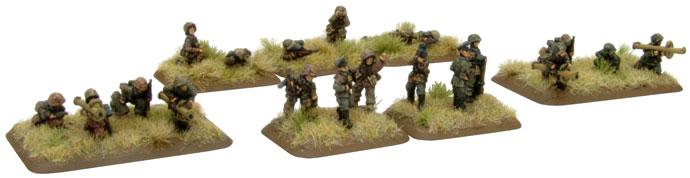 SS-Panzergrenadier Company HQ