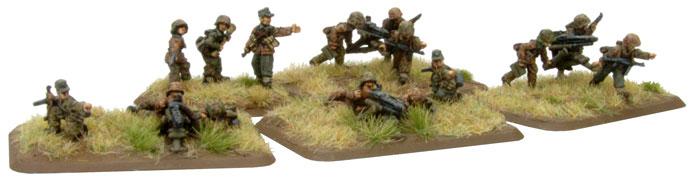 SS-Panzergrenadier Heavy Platoon