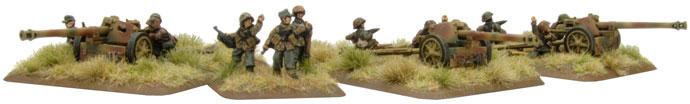 SS-Anti-tank Gun Platoon