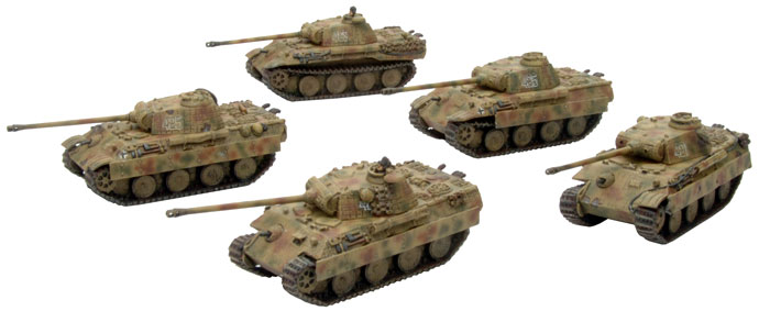 GBX19 Panther A Platoon
