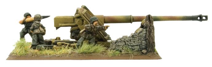 8.8cm PaK43 Gun (x2) (GBX27)