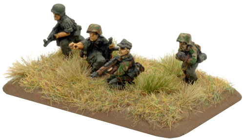 Sperr Platoon Rifle/MG team
