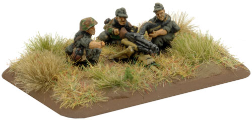Sperr Platoon HMG team