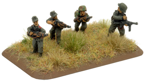 Sperr Platoon Rifle/MG team