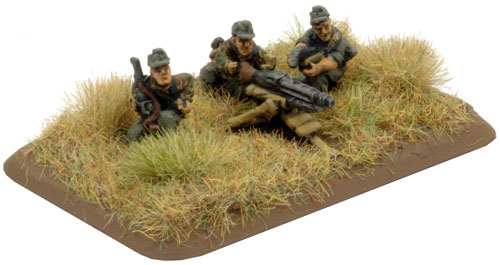 Sperr Platoon HMG team