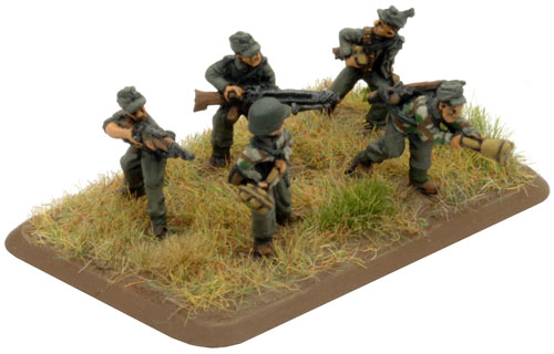 Sperr Pionier Platoon Pioneer Rifle/MG team