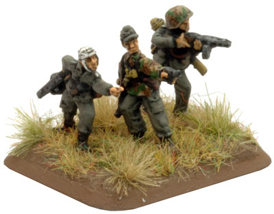 2iC Command Panzerfaust SMG team