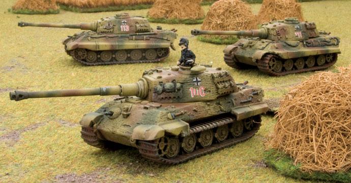 Königstiger Platoon (GBX30)