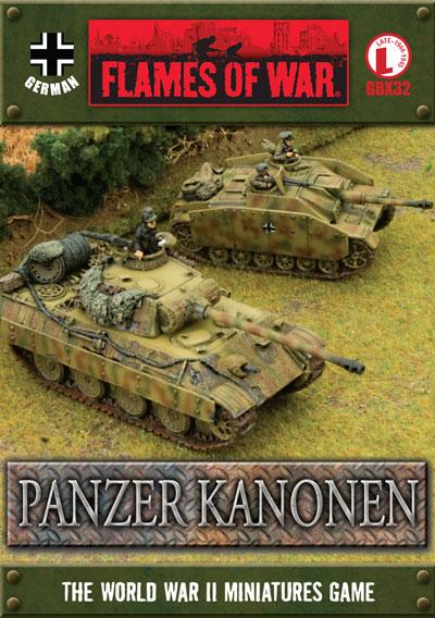Panzer Kanonen (GBX32)